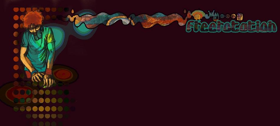 """Freerotation Website Design 2011"""
